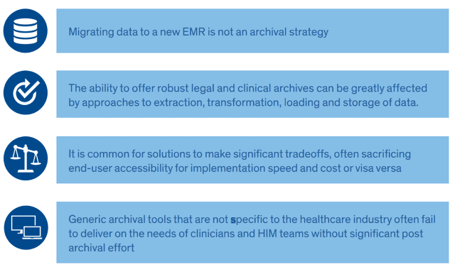 ehr-data-archiving-process