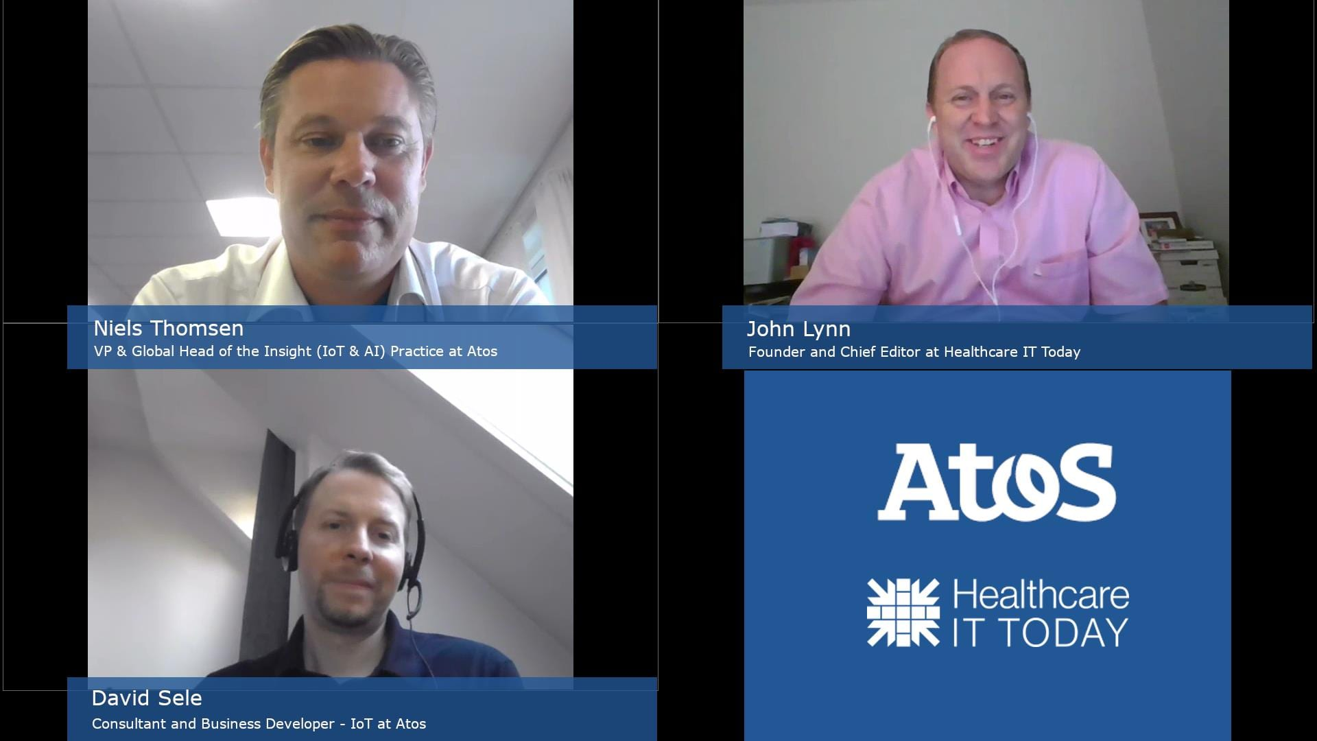 Digital Twins in Healthcare – Insights from Atos Experts
