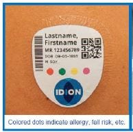 Idion's Patient ID Tattoo: Fashion Fad Becomes Patient Innovation